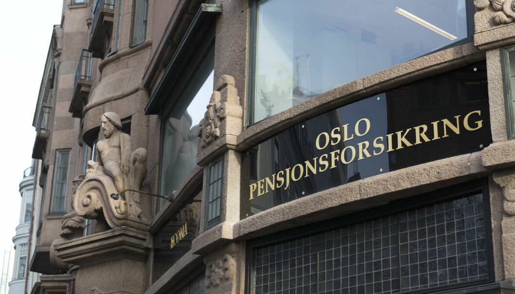 FINANSIERER SELV: Eiendommene finansieres 100 prosent av forvaltningskapitalen, slik at gjelden er null.
