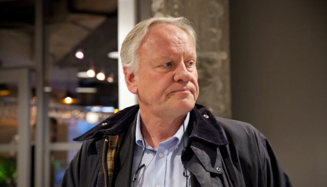 NYTT TAP: Den profilerte forsvarsadvokaten Sigurd Klomsæt må på nytt konstatere at domstolene ikke deler hans syn hva angår eierskap til en eiendom i Drangedal.  (Foto: Lise Skogstad/VG)