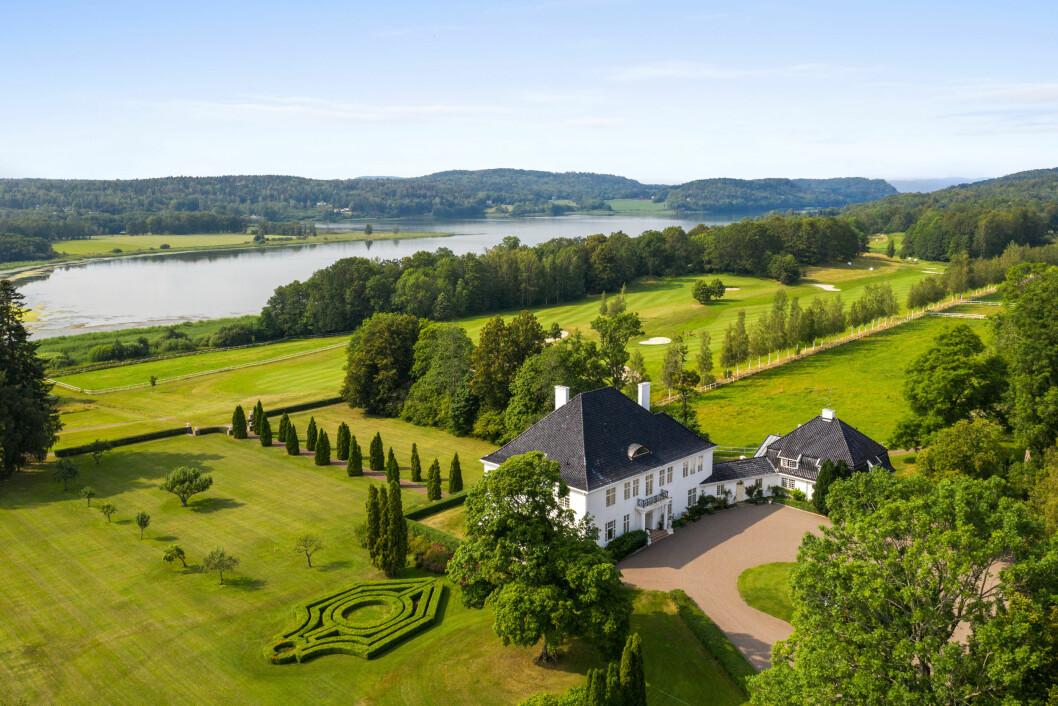 95 MILL.: Prisantydningen for Semb Hovedgård er 95 millioner kroner.