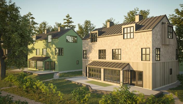 Byggeprosjekt finansiert med et lån på totalt 55 millioner via Kameos svenske filial.