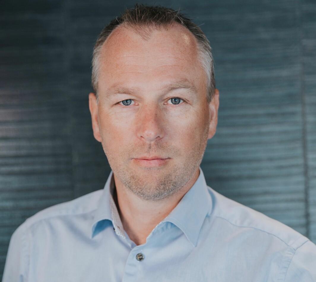 Morthen Bakke, eier og konsernsjef Bakkegruppen.