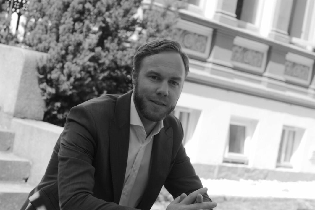 Thomas Bergum Bø, administrerende direktør Bonum.