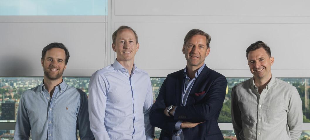 Stor-Oslo starter proptech-selskap