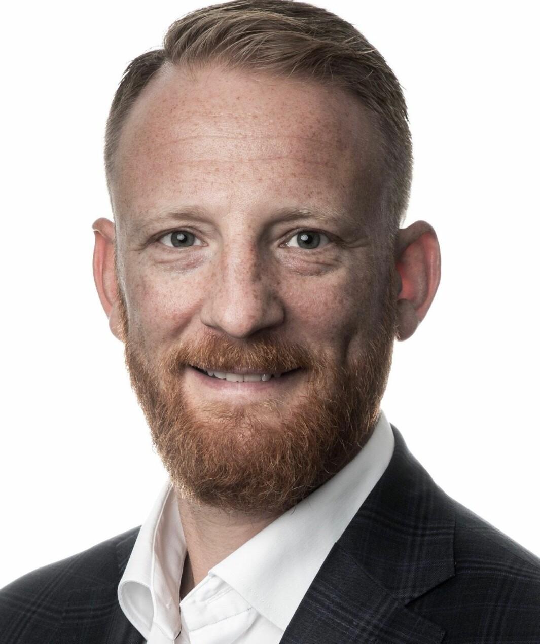 Helge Pollestad, eiendomssjef Jadarhus.