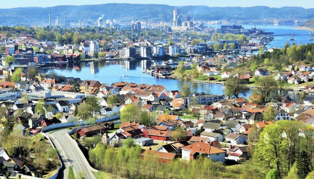 KÅRING: Er dette landets mest attraktive by?
