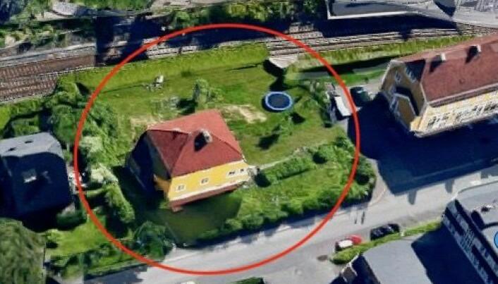 Her har Pål Georg Gundersen planer om leilighetsbygg (+)