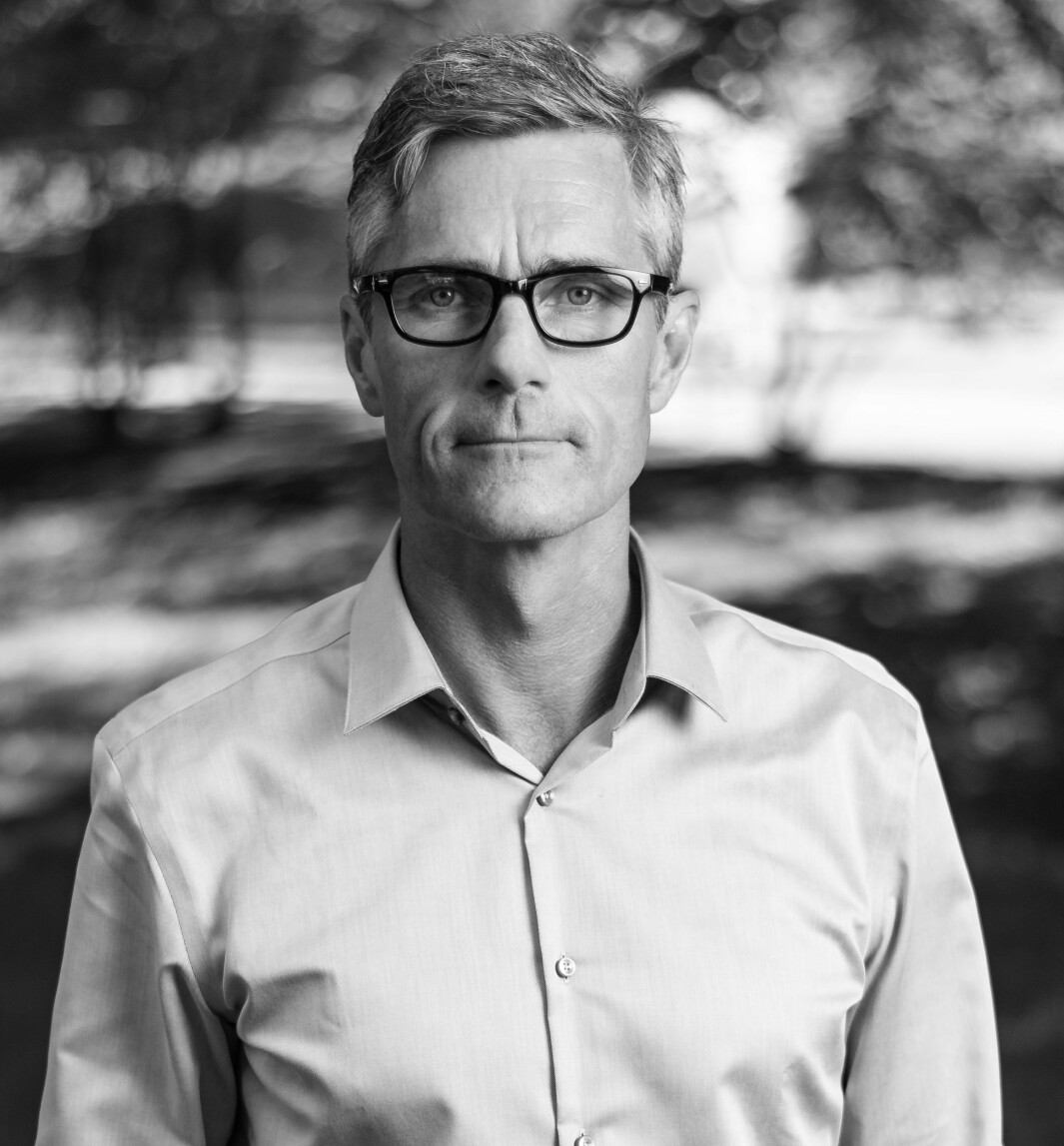 Espen Strand, administrerende direktør Attivo.