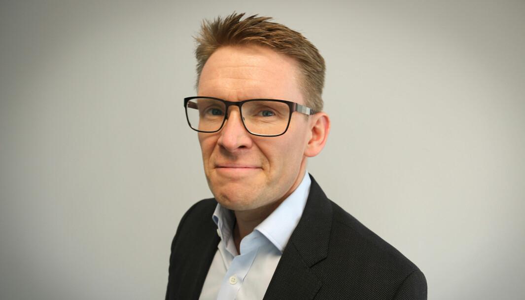 NY: Helge Christian Haugen blir ny sjef i Coop Norge Eiendom.
