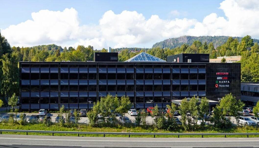 KJØPT: Nye Vakås vei 80 er blant eiendommene som Njord Securities har kjøpt på vegne av investorer.