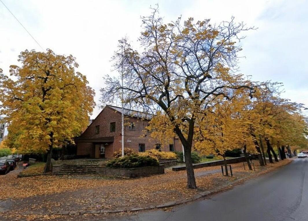 62 ÅR: Sveriges ambassade holdt til i Nobels gate i 62 år, og flyttet i fjor til Inkognitogata 27 bak Slottet.