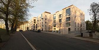 Aspelin Ramm gikk for arkitektur og kvalitet midt i sentrum