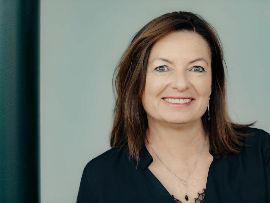 GODT ÅR: Administrerende direktør Mona Ingebrigtsen i Oslo Areal kan se tilbake på et godt år.