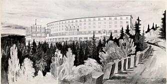 Hotellet som aldri ble bygd (+)