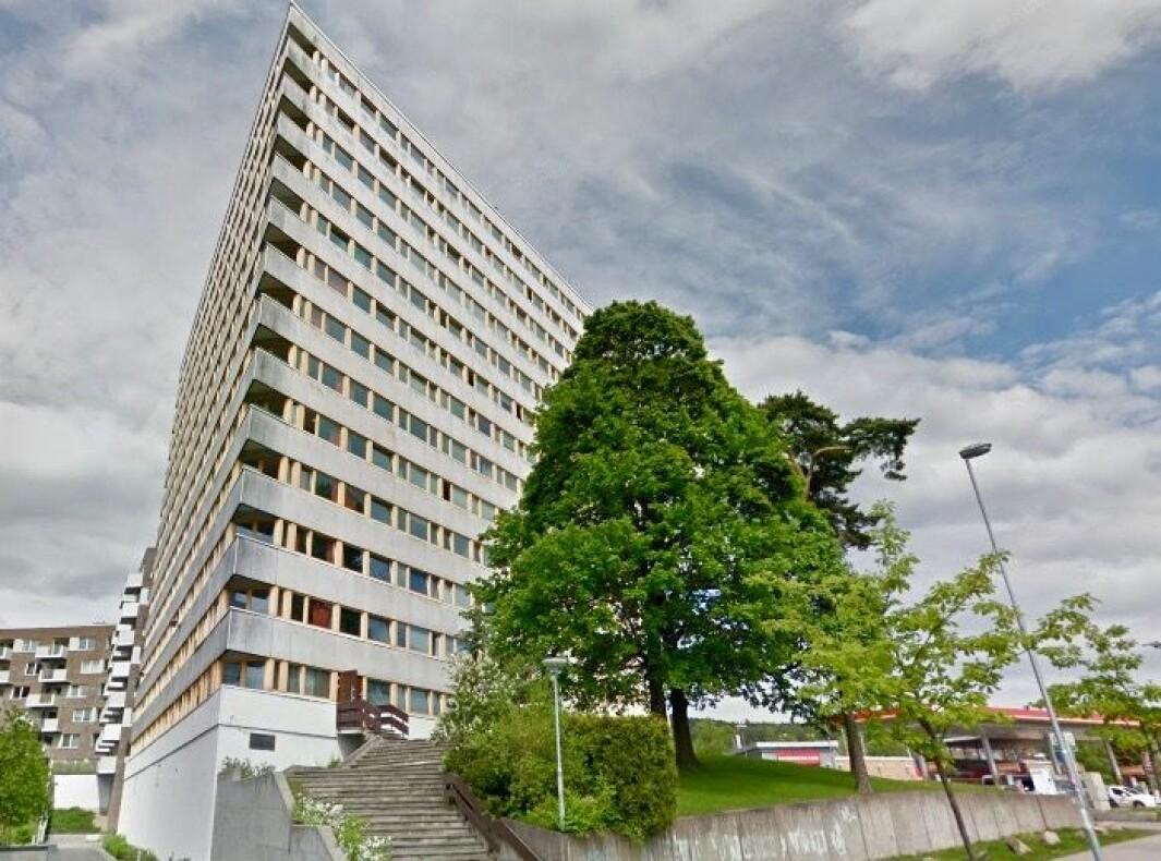 SOLGT: Det var Pål Georg Gundersens Merkantilbygg som kjøpte studenthuset på Bjerke av SiO.