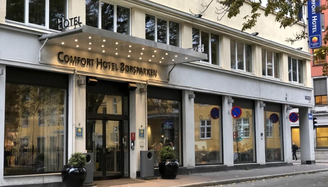 STENGT: Oslo er en av byene som virkelig har fått føle mangelen på hotellgjester.