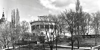 Historiske bygg: Byens samlingspunkt for de unge