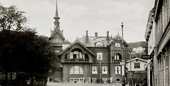 Historiske bygg: Etter 100 år gikk teppet ned for godt