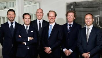 FORNØYD: Vika Project Finance leverte gode resultater i fjor og har gjort flere dealer i 2020.