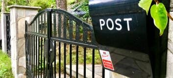 Sendte varsel om dagbøter til e-postadresse som ikke var i bruk