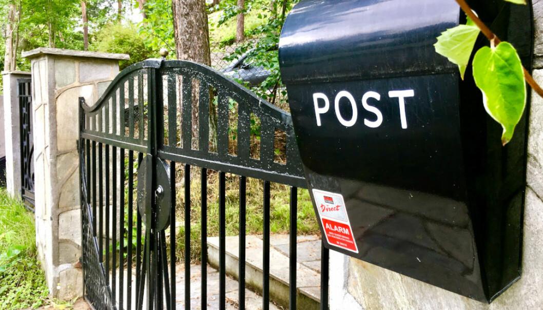 POSTKASSE-KRØLL: Huseieren i Bærum fikk brev etter brev med varsel om dagsbøter fra byggesaksavdelingen i sin digitale postkasse. Siden mannen kun forholdt seg til sin ordinære postkasse, kom bøtene etter hvert opp i svimlende beløp.  (Ill. foto)