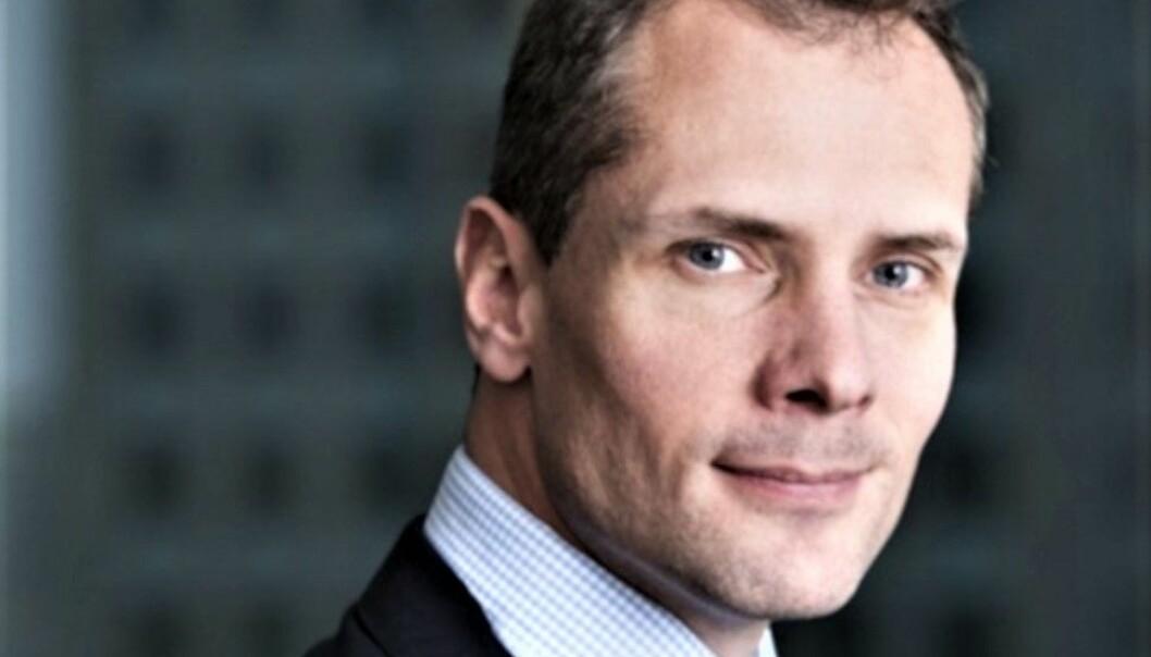 SKAL SNU SKUTA: Colin Waddel overtok som sjef for CBRE i februar i år.