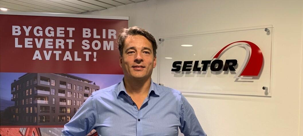 Norges største boligutviklere: Seltor Bolig (+)