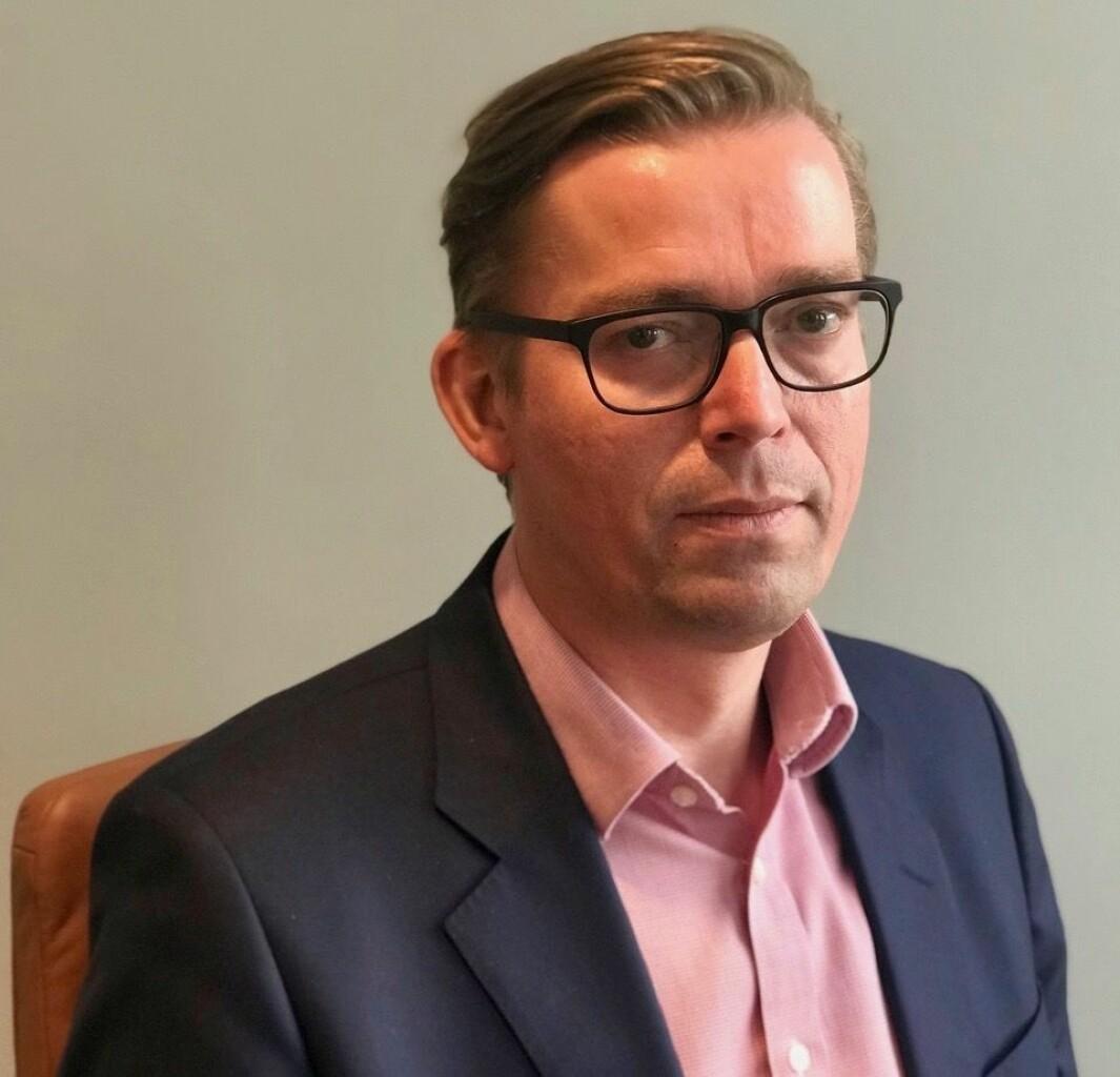EVIGHETSPERSPEKTIV: – Vi har et evighetsperspektiv, derfor må vi stadig ha påfyll av eiendommer, sier administrerende direktør Christian Wist i NHP Eiendom.