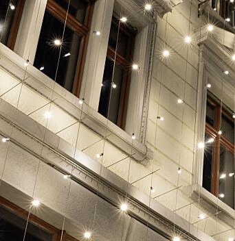 MK Illumination både monterer, demonterer og lagrer ved behov.