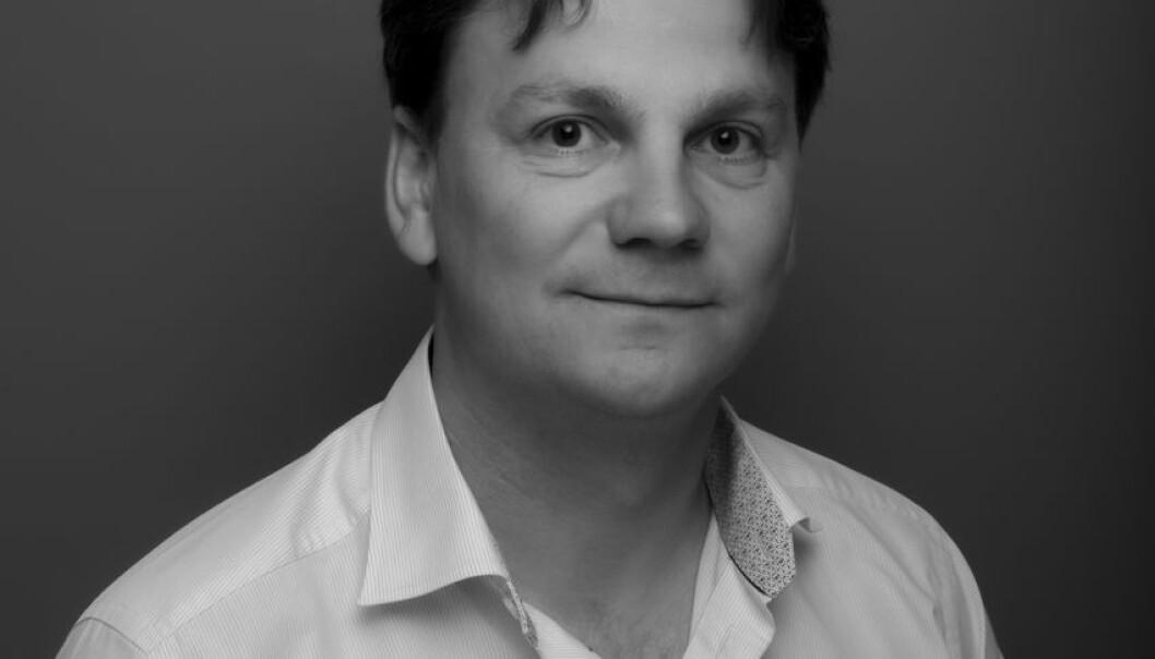 FOR STOR RABATT: Styeleder Simen Thorsen mener rabatten på Solon Eiendom-aksjen er for stor og vil legge selskapet ut for salg.