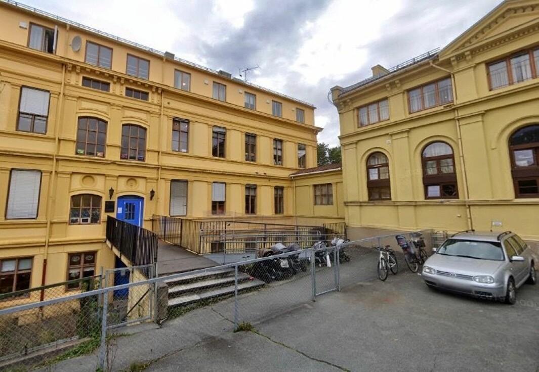 STOR TOMT: Vossegata 35 er ett av byggene på Torshaug, hvor Bastia Eiendom ønsker 855 boliger og 6.080 kvadratmeter næring.