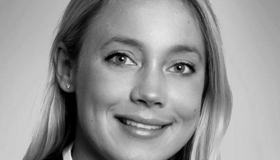 KLAR FOR SATSING: Marie Ameln bli CCO i Marketer Technologies, som skal satse stort internasjonalt.