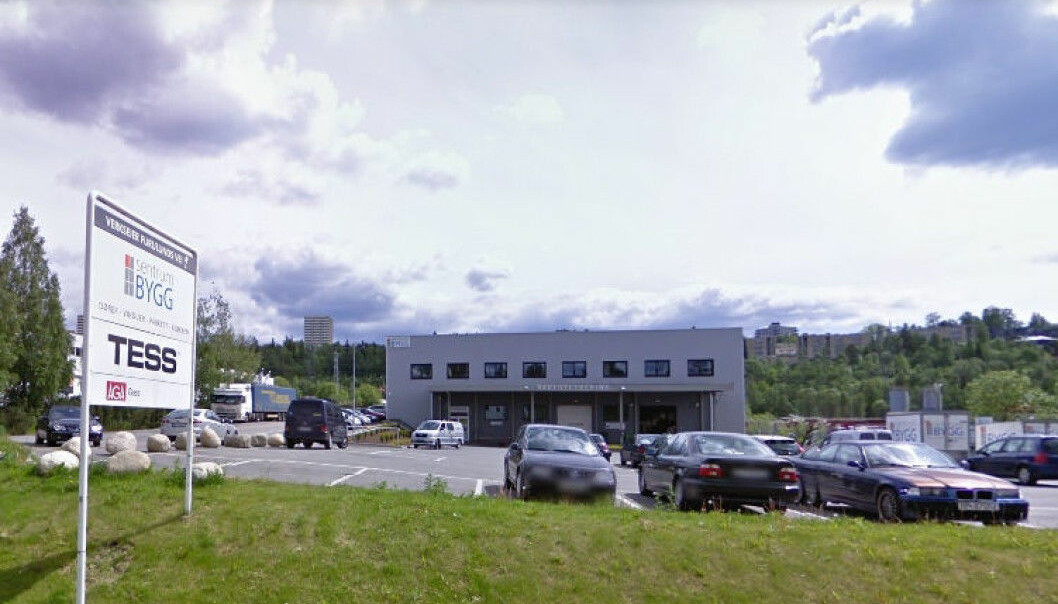 STORT SPRIK: Oslo kommune mener grunnverdien på denne eiendommen er 68 millioner kroner, mens Christian Ringnes mener verdien er 40 millioner. Nå møtes partene i retten.  (Foto: Google Street View)