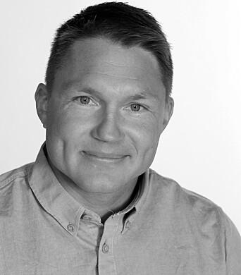 Roger Karlsson er prosjektsjef i byggeavdelingen hos Thon Eiendom. Han hjelper leietakere som trenger rådgivning når de skal flytte eller pusse opp.