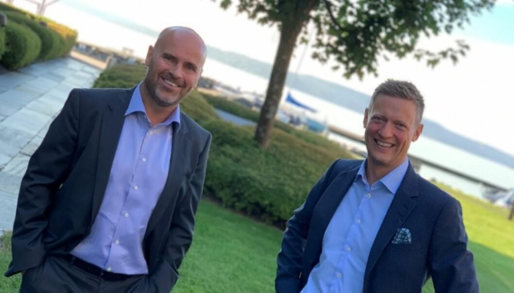 SATSER: Mens Tore Martinsen blir arbeidende styreleder, skal Eirik Arnø lede selskapet.