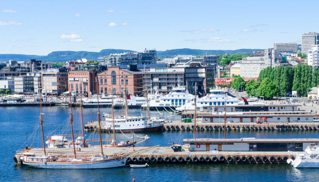 SULTNE INVESTORER: Kontormarkedet i Oslo er interessant for investorene.