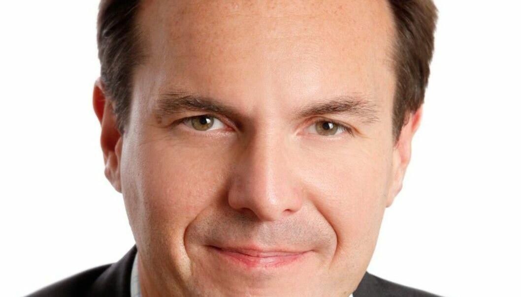 HVITVASKINGSSPESIALIST: Eiendomsadvokat dr juris Niels Kristian Axelsen.