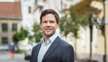 NÆRINGSMEGLER: Christian Bruun-Kallum.