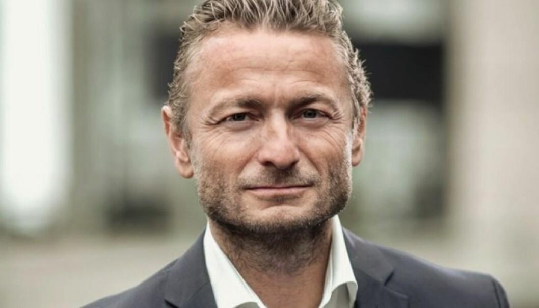 SLUTTER: Bosse Langaas forlater advokatfirmaet Kluge.