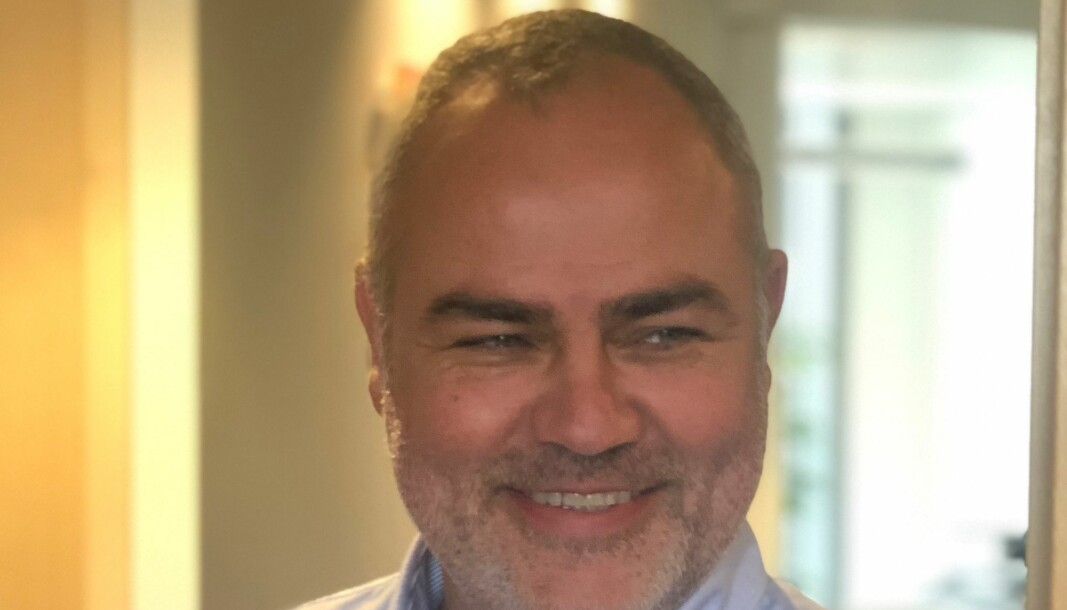 BYTTER: Thomas Wisbech går fra prosjektutvikler i Bakkegruppen til akkvisisjonssjef i Bakke Leiligheter.