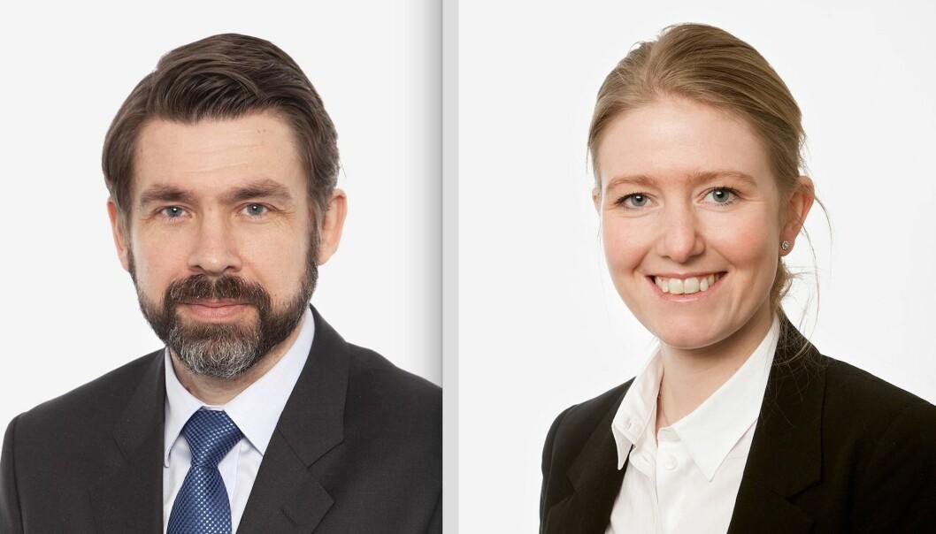 Artikkelforfatterne er partner Truls Johannesen og advokatfullmektig Ingeborg Gjeraker Hellene i Advokatfirmaet Seland Orwall.