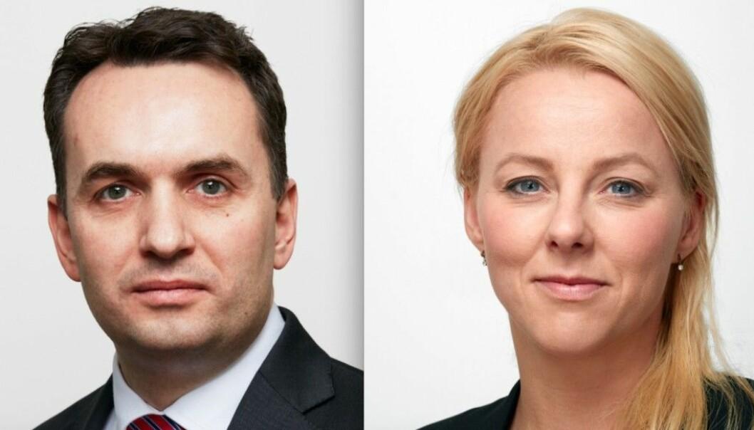 NYE TILTAK: Stian Berger Røsland og Trude Gran Melbye i Selmer Advokatfirma ser nærmere på de nye tiltakene for reiselivet.