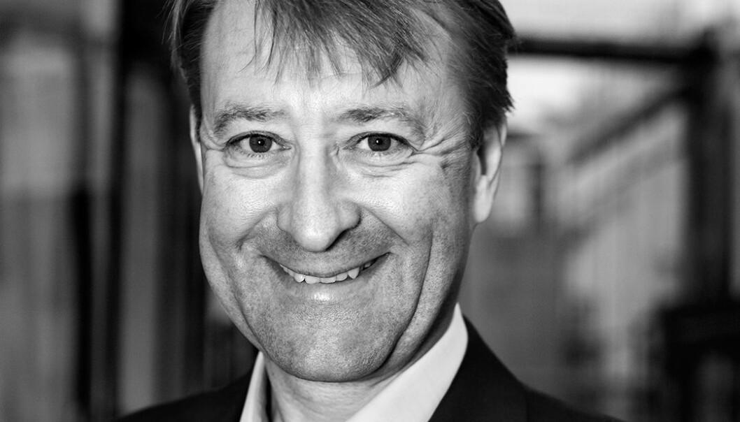 STYRKER SEG I OSLO: Profiers hovedeier Bjørn Rune Gjelsten er fornøyd med å styrke selskapets stilling i Oslo etter kjøpet av Profier.