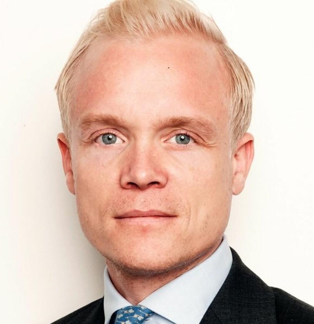 STORT: Jens Petter Hagen skal øke aktiviteten betraktelig.