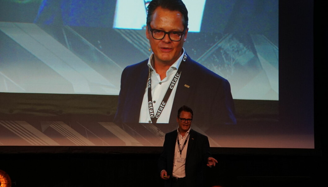 SE TIL LILLESTRØM: Thorbjørn Brevik i Skanska Eiendomsutvikling mener PBE i OSLO kan lære mye av Lillestrøm.
