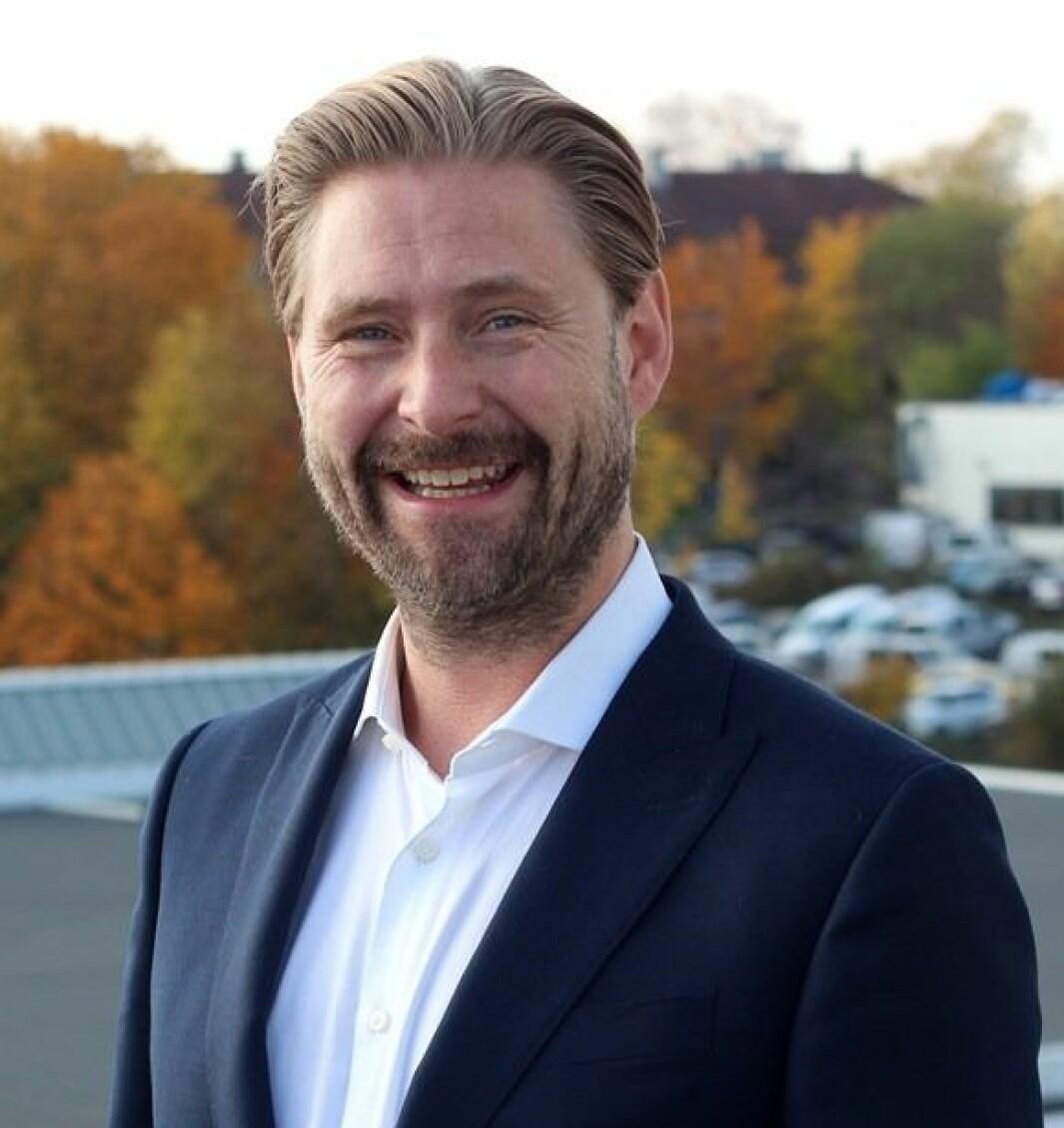 ER AKTIVE: – Vi er aktive, og jobber systematisk med å finne de gode mulighetene i markedet, sier administrerende direktør Thomas Dahle i NCC Property Development.