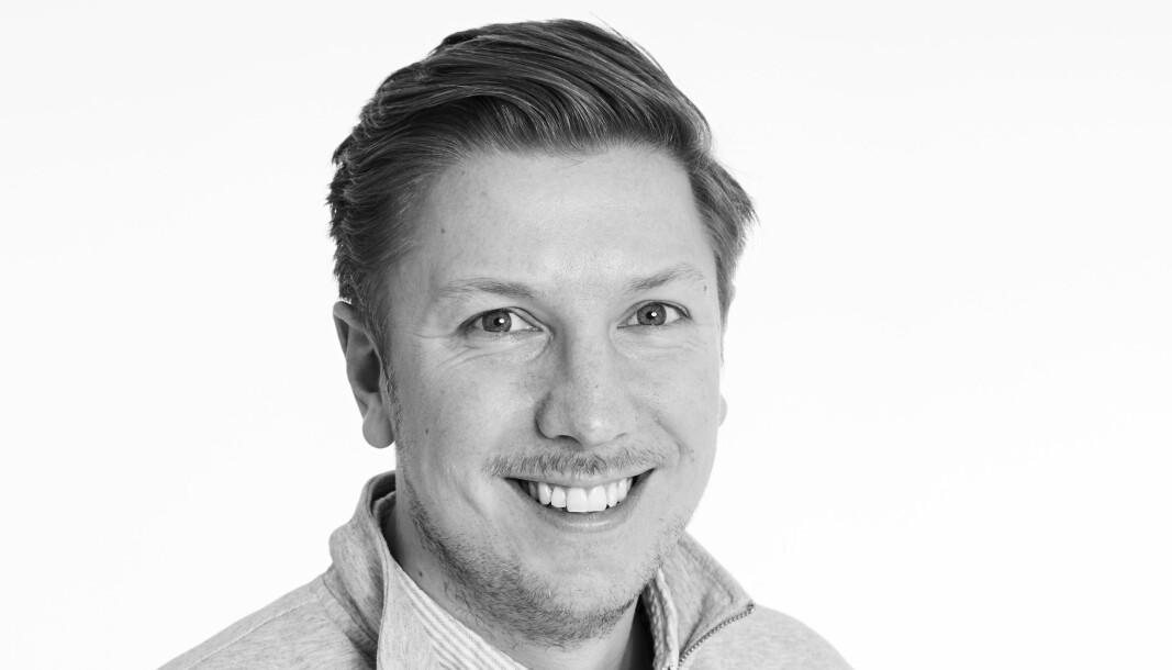 NY: Andrè Thier er den ene av to nye sjefer.