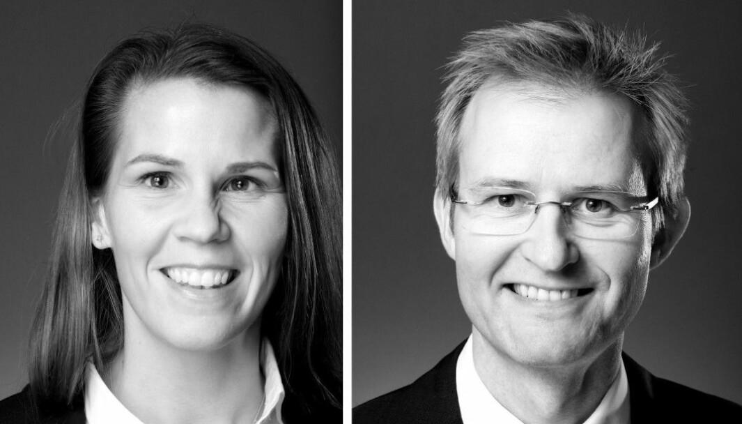 NY ORDNING: Den nye krisepakken innebærer at foretak får dekket en større andel av sine kostnader og at maksimalbeløpet økes, forklarer Anette Solheim og Jacob Solheim, begge advokater og partnere i Advokatfirmaet Føyen Torkildsen AS.