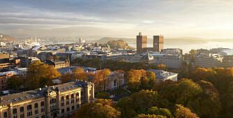 200 største: Halvparten av selskapene er lokalisert i Oslo (+)