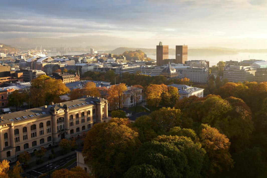 FLEST: 100 av Norges 200 største eiendomsselskaper har hovedkontor i Oslo.