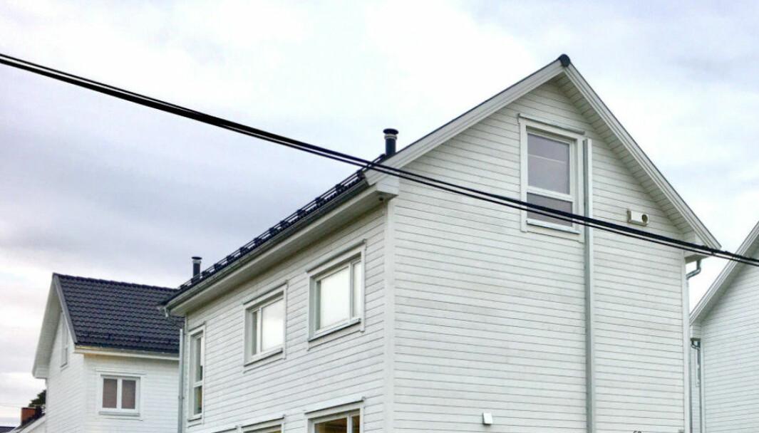 AVVIK PÅ AVVIK: Husbyggeren var faglært, men retten mener oppføringen av boligen var preget av «slurv og dårlig håndverk». Nå må selgeren og Protector ut med erstatning. (Ill. foto)